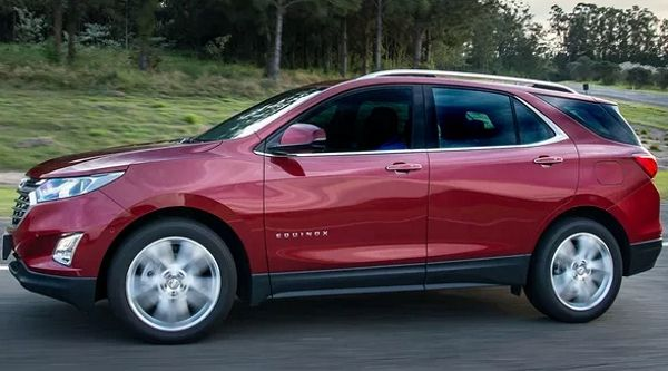 chevrolet-equinox-ficha-tecnica Chevrolet Equinox - Ficha Técnica, Preço, Versões, Consumo 2019