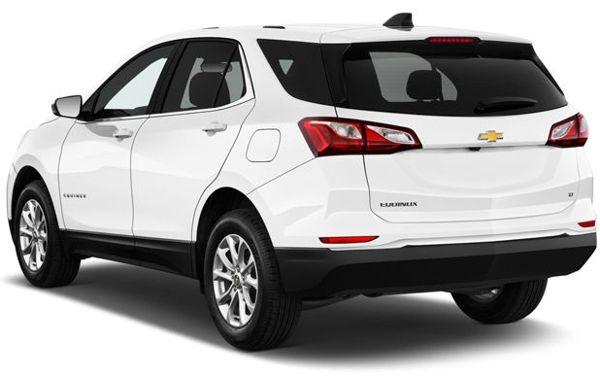 chevrolet-equinox-fotos Chevrolet Equinox - Ficha Técnica, Preço, Versões, Consumo 2019
