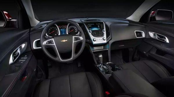 chevrolet-equinox-interior Chevrolet Equinox - Ficha Técnica, Preço, Versões, Consumo 2019