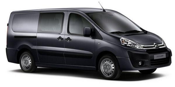citroen-jumpy-fotos Citroën Furgão Jumpy - Ficha Técnica, Preço, Versões, Consumo 2019