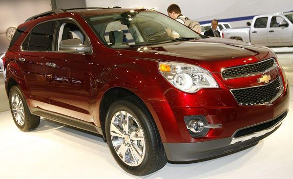 equinox Chevrolet Equinox - Ficha Técnica, Preço, Versões, Consumo 2019
