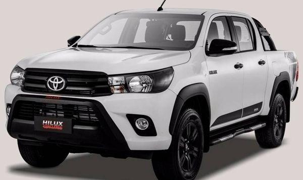 hilux-challenge Toyota Hilux SR Challenge - Preço, Fotos 2019
