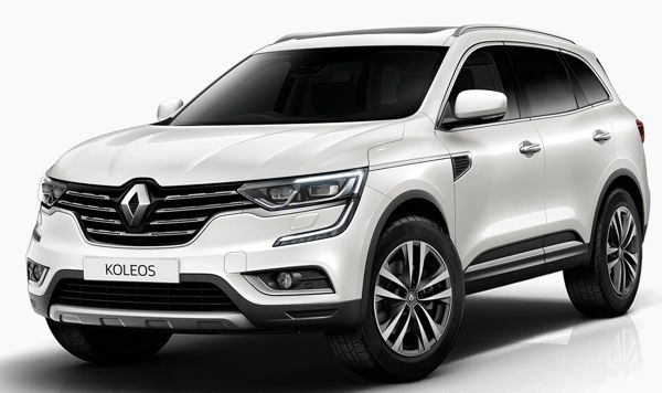 koleos Renault Koleos - Preço, Ficha Técnica, Fotos 2019