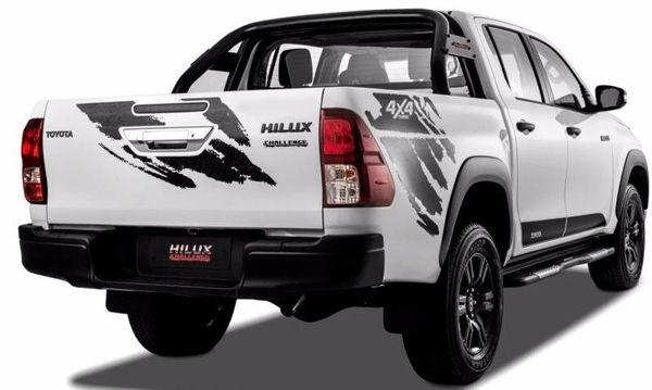 nova-hilux-sr-challenge Toyota Hilux SR Challenge - Preço, Fotos 2019
