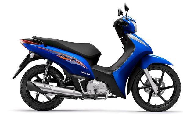 nova-honda-biz-125 Nova Honda Biz - Preço, Fotos, Ficha Técnica 2019