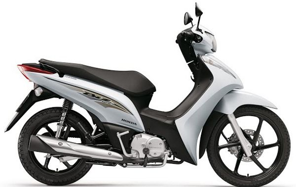 nova-honda-biz-fotos Nova Honda Biz - Preço, Fotos, Ficha Técnica 2019