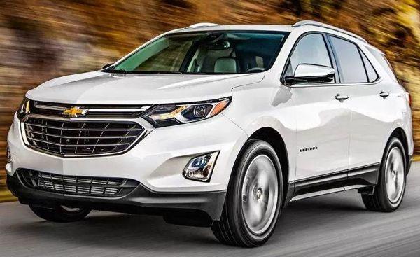 Chevrolet Equinox - Ficha Técnica, Preço, Versões, Consumo ...