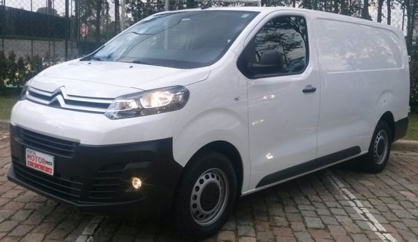 novo-citroen-jumpy Citroën Furgão Jumpy - Ficha Técnica, Preço, Versões, Consumo 2019