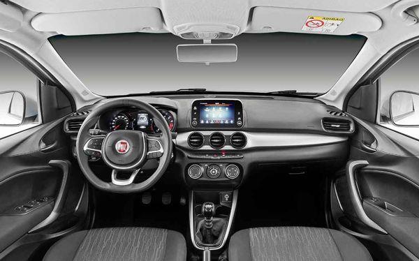 novo-fiat-argo-fotos Novo Fiat Argo - Ficha Técnica, Preço, Versões, Consumo 2019