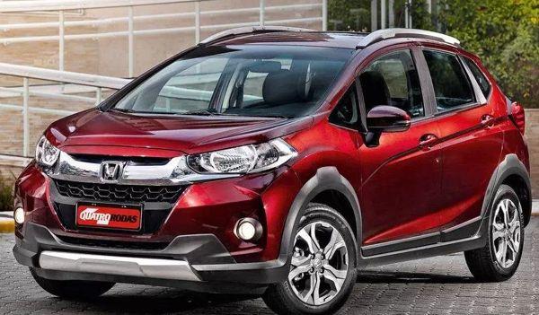Honda WRV - Preço, Ficha Técnica, Fotos | 2018 2019