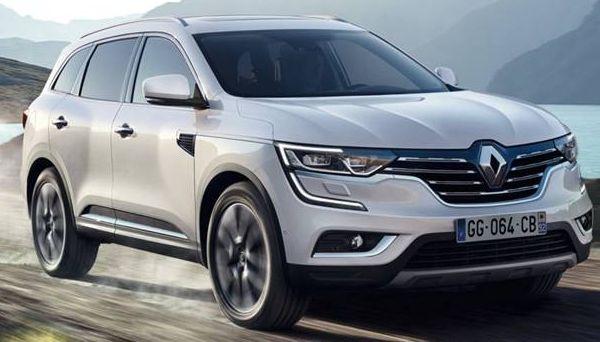novo-renault-koleos Renault Koleos - Preço, Ficha Técnica, Fotos 2019