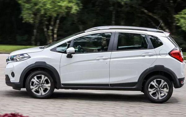 novo-wrv-fotos Honda WRV - Preço, Ficha Técnica, Fotos 2019