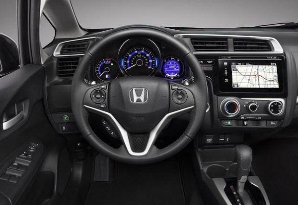 painel-honda-wrv Honda WRV - Preço, Ficha Técnica, Fotos 2019
