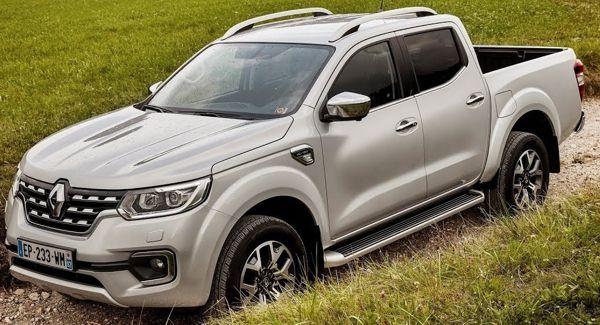 consumo-renault-alaskan Renault Alaskan - Preço, Ficha Técnica, Consumo 2019
