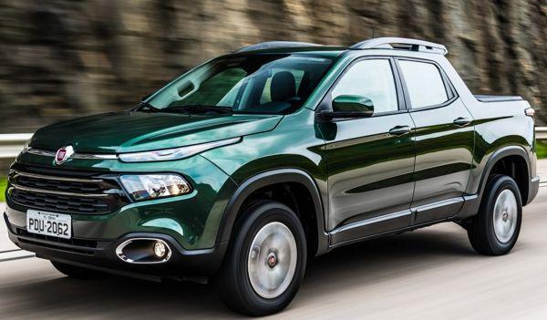 fiat-toro-diesel Fiat Toro Diesel 4x4 - Preço, Ficha Técnica, Consumo 2019