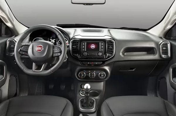 fiat-toro-freedom-interior Fiat Toro Diesel 4x4 - Preço, Ficha Técnica, Consumo 2019