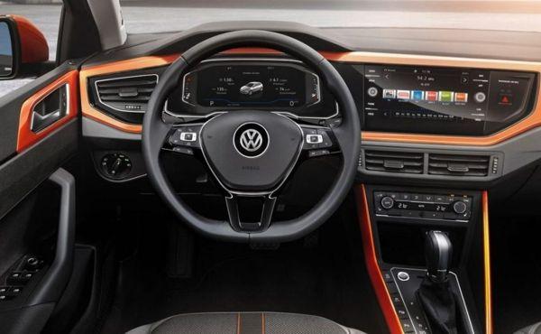 interior-volkswagen-virtus Volkswagen Virtus - Preço, Ficha Técnica, Consumo 2019