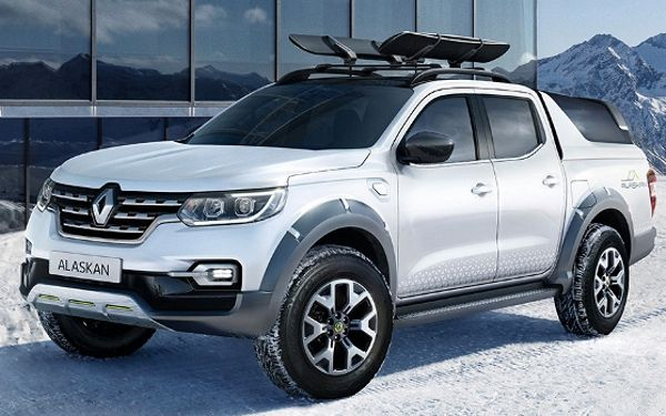 nova-renault-alaskan Renault Alaskan - Preço, Ficha Técnica, Consumo 2019