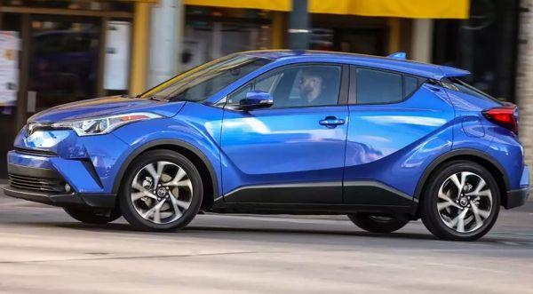 novo-toyota-chr Toyota CHR - Preço, Ficha Técnica 2019