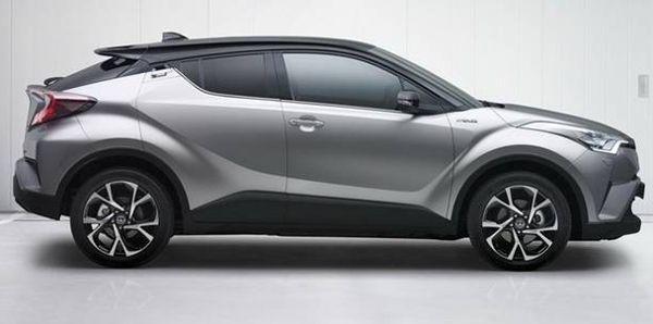 toyota-chr-fotos Toyota CHR - Preço, Ficha Técnica 2019