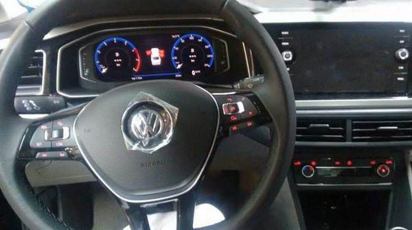 volkswagen-virtus-painel Volkswagen Virtus - Preço, Ficha Técnica, Consumo 2019