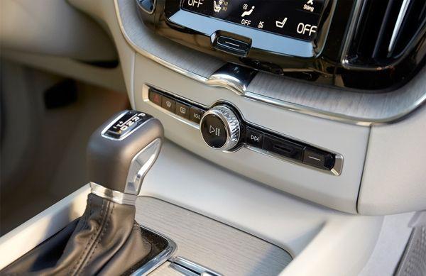 cambio-volvo-xc60 Volvo XC60 - Preço, Ficha Técnica, Versões, Consumo 2019