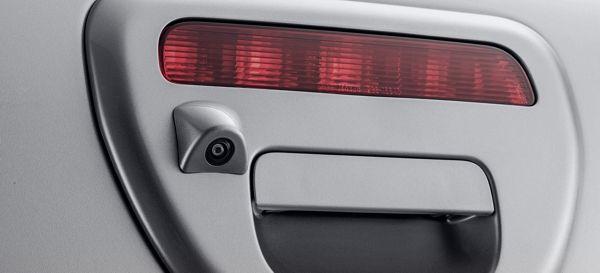 camera-de-re-mitsubishi-l200 Nova Mitsubishi L200 - Itens de Série, Preço, Fotos 2019