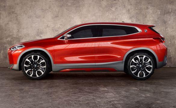 cores-bmw-x2 BMW X2 - Preço, Ficha Técnica, Versões, Consumo 2019
