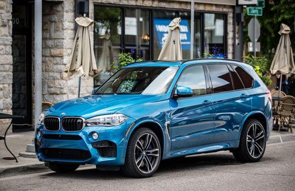 cores-bmw-x5-m BMW X5 M - Preço, Ficha Técnica, Versões, Consumo 2019