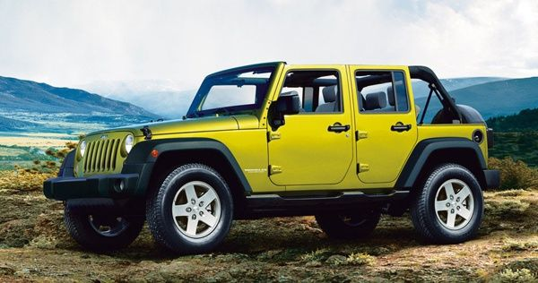 cores-jeep-wrangler Jeep Wrangler - Preço, Ficha Técnica, Versões, Consumo 2019