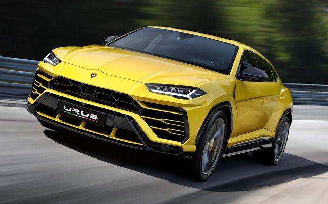 cores-lamborghini-urus Lamborghini Urus - Preço, Ficha Técnica, Versões, Consumo 2019