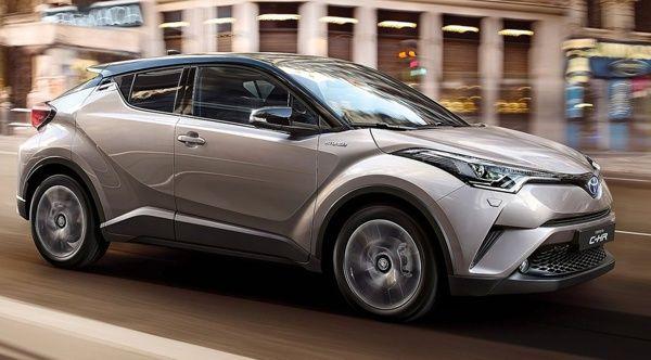 cores-toyota-c-hr Toyota C-HR - Preço, Ficha Técnica, Versões, Consumo 2019