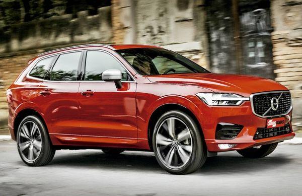 cores-volvo-xc60 Volvo XC60 - Preço, Ficha Técnica, Versões, Consumo 2019
