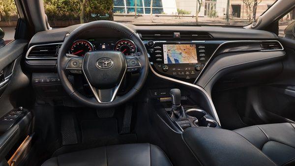 detalhes-toyota-camry Toyota Camry - Preço, Ficha Técnica, Versões, Consumo 2019