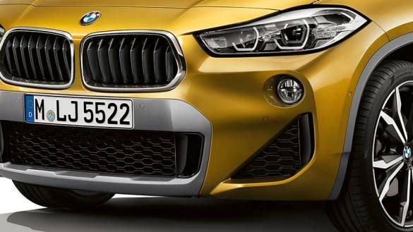frente-bmw-x2 BMW X2 - Preço, Ficha Técnica, Versões, Consumo 2019