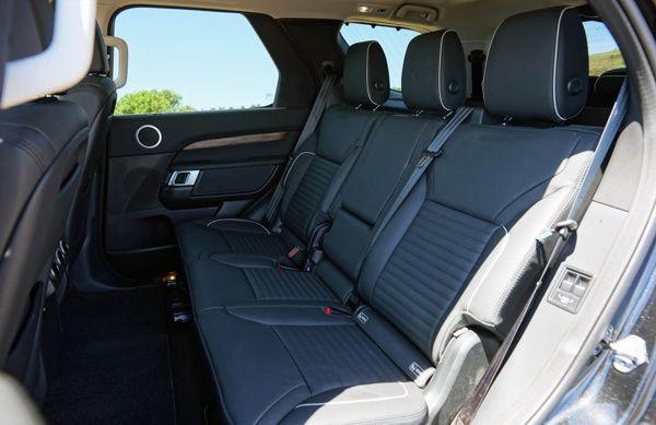 interior-land-rover-discovery-td6 Land Rover Discovery TD6 - Preço, Ficha Técnica, Versões, Consumo 2019