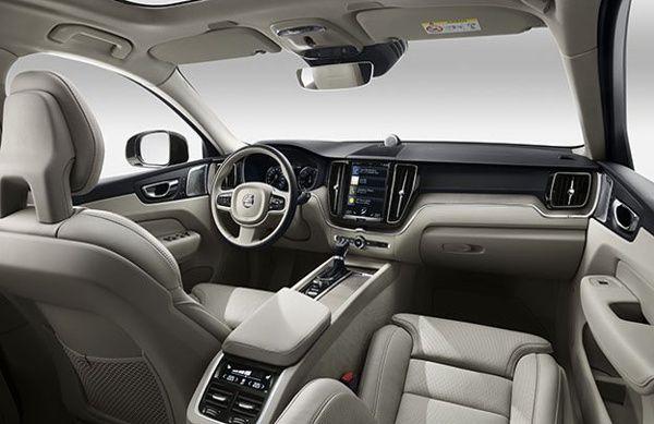 interior-volvo-xc60 Volvo XC60 - Preço, Ficha Técnica, Versões, Consumo 2019
