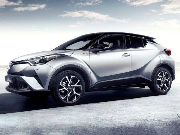 lateral-toyota-c-hr Toyota C-HR - Preço, Ficha Técnica, Versões, Consumo 2019