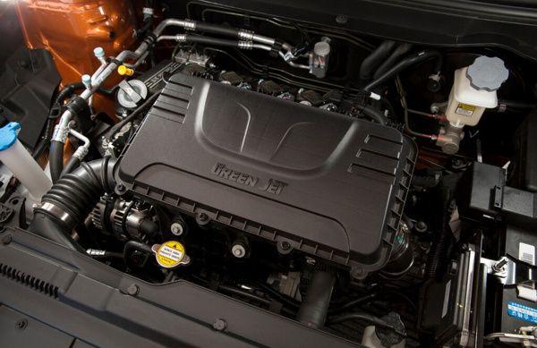 motor-jac-t40 JAC T40 CVT - Preço, Ficha Técnica, Versões, Consumo 2019