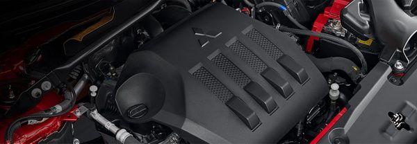 motor-mitsubishi-eclipse-cross Mitsubishi Eclipse Cross - Preço, Ficha Técnica, Versões, Consumo 2019