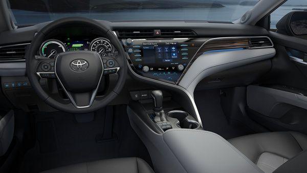 multimidia-toyota-camry Toyota Camry - Preço, Ficha Técnica, Versões, Consumo 2019