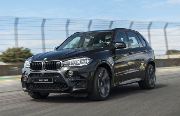 nova-bmw-x5-m BMW X5 M - Preço, Ficha Técnica, Versões, Consumo 2019