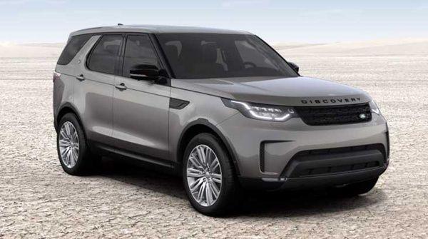 novo-land-rover-discovery-td6 Land Rover Discovery TD6 - Preço, Ficha Técnica, Versões, Consumo 2019