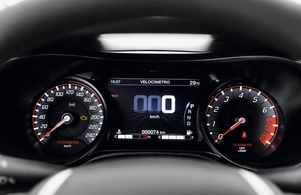 painel-fiat-cronos Fiat Cronos – Preço, Ficha Técnica 2019