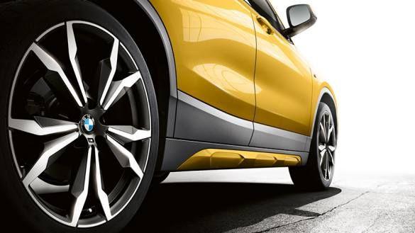 rodas-bmw-x2 BMW X2 - Preço, Ficha Técnica, Versões, Consumo 2019
