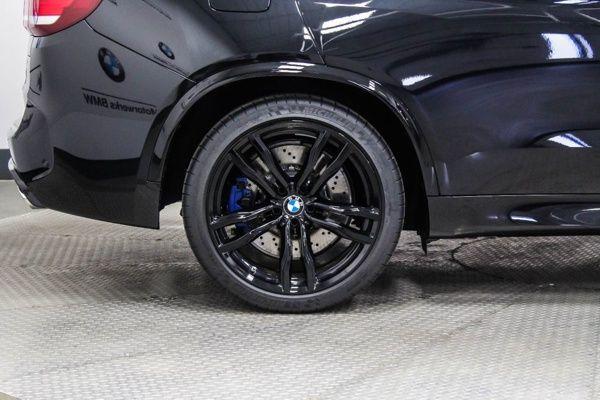 rodas-bmw-x5-m BMW X5 M - Preço, Ficha Técnica, Versões, Consumo 2019