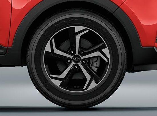 rodas-hyundai-creta-sport Hyundai Creta Sport – Preço, Ficha Técnica 2019
