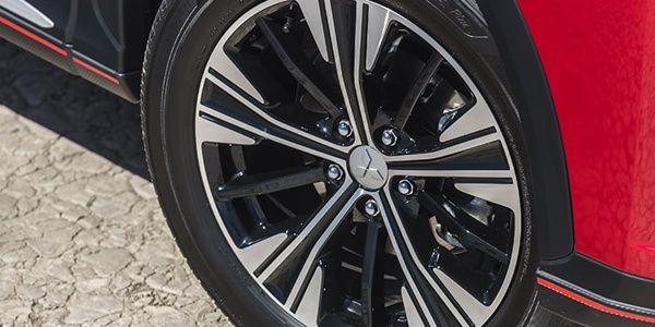 rodas-mitsubishi-eclipse-cross Mitsubishi Eclipse Cross - Preço, Ficha Técnica, Versões, Consumo 2019