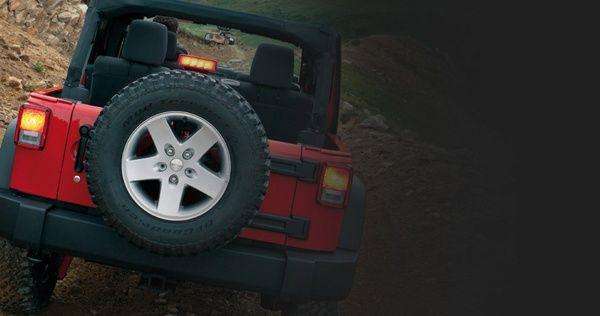 traseira-jeep-wrangler Jeep Wrangler - Preço, Ficha Técnica, Versões, Consumo 2019