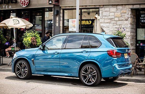 versoes-bmw-x5-m BMW X5 M - Preço, Ficha Técnica, Versões, Consumo 2019